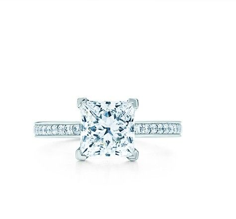 Tiffany Grace #engagement #ring.
