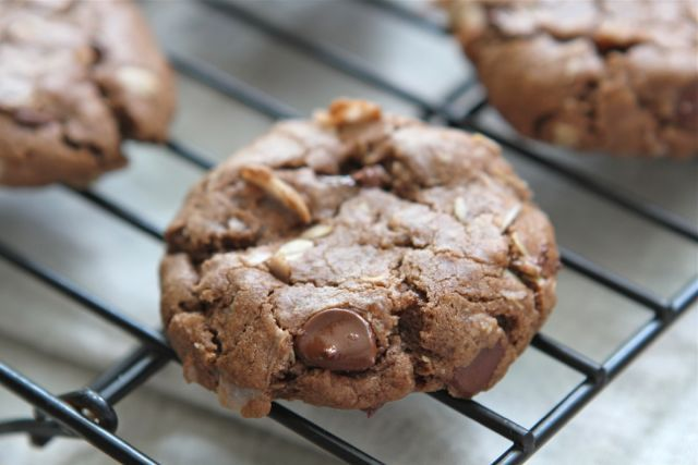 Tasty Kitchen Blog: Coconut Oatmeal Chocolate Chip Cookies. Guest post ...