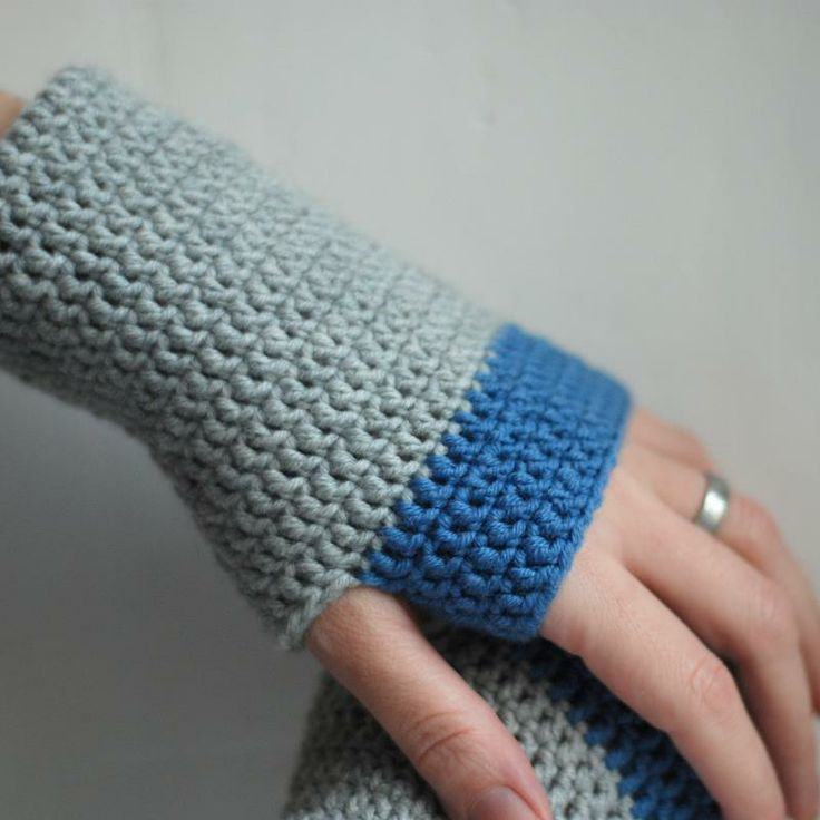 Crocheting With Arms : crochet arm warmers crochet accessory 11 Pinterest