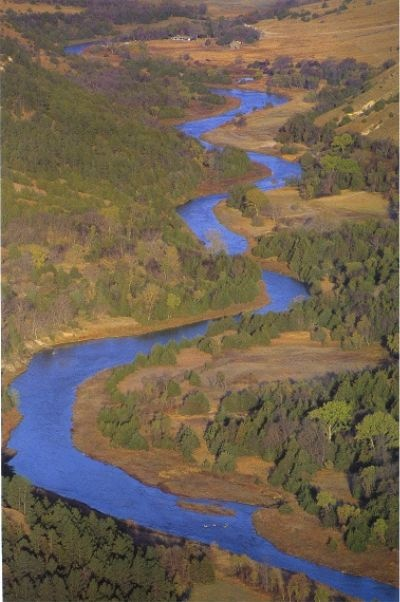 valentine nebraska river