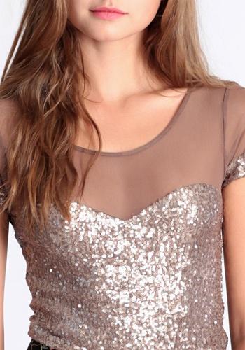 Shimmer Bodysuit
