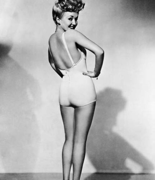 Betty Grable Pin-Up Girl