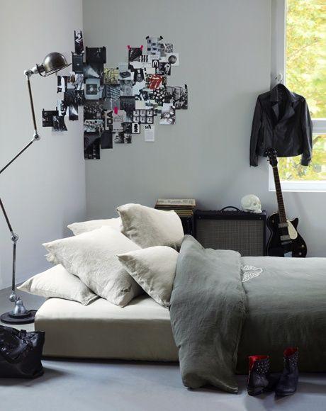 Mommo Design Teen Boys Rooms