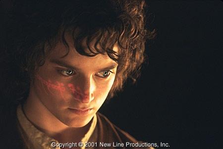 Elijah Wood - Frodo in LOTR