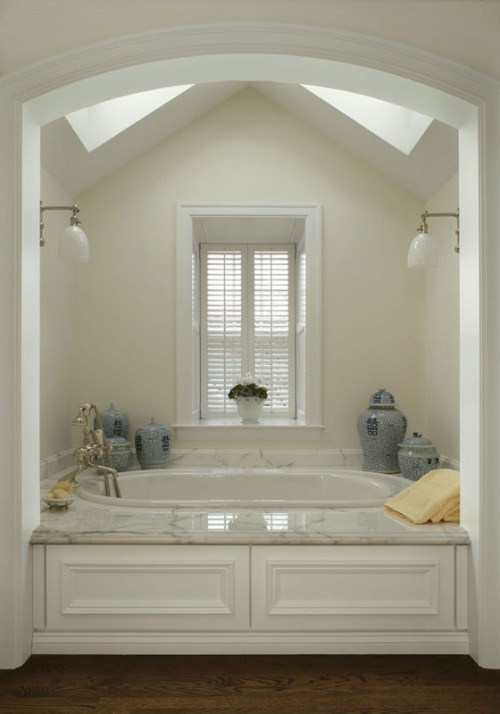 Drop in tub mom and dad 39 s bathroom pinterest for Bathtub pictures designs
