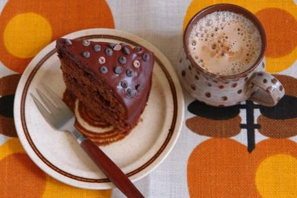 Cakes & Bakes: Mocha fudge cake with coffee icing | Recipe