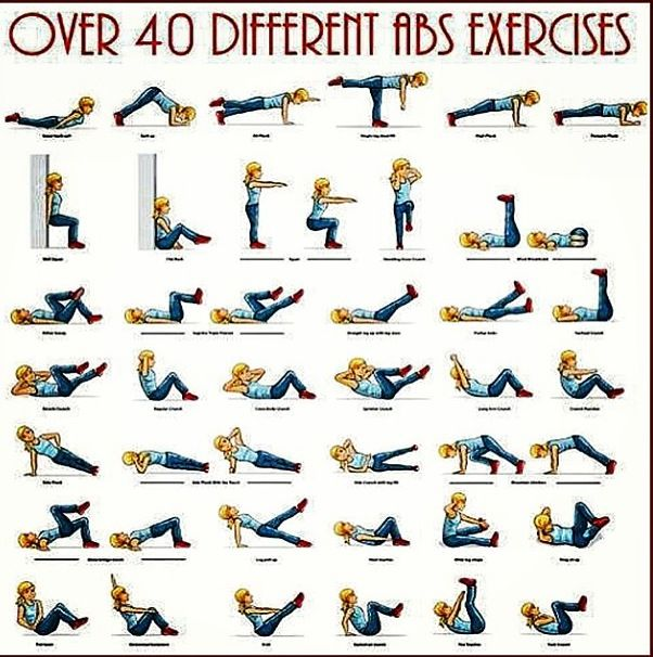 The Best Exercises to Do While Watching TV advise