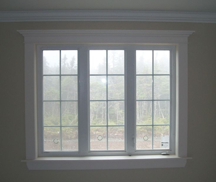 Interior window trim ideas moldings 2017 2018 best for Window outer design