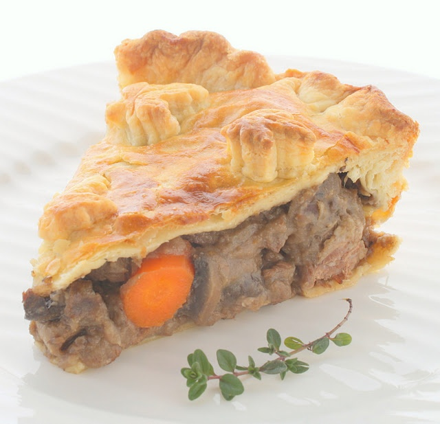 Steak and Ale Pie Thinking of Sam ...