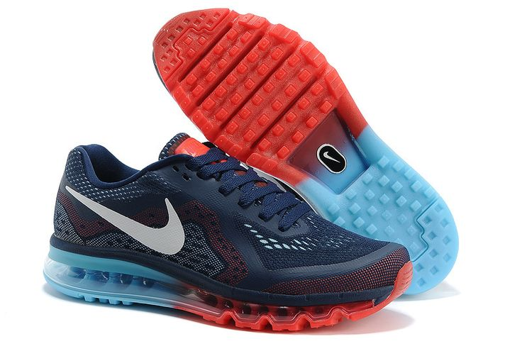 Nike Air Max 2014 Dark blue red month