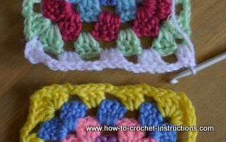 How to Crochet: Granny Squares (Step-by-Step)