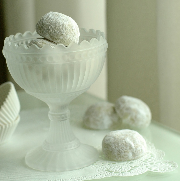 Russian Tea Cakes | sweets look good enough to eat | Pinterest ...