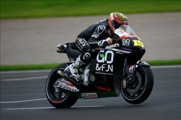 Gresini Honda's new title sponsor, Go