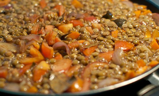 How to Make Spanish Lentils: 9 steps - wikiHow