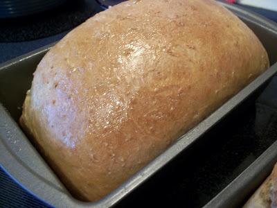 Larks Country Heart: Maple Oatmeal Bread | breads | Pinterest