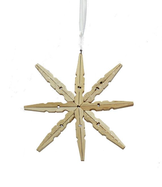 So simple and so lovely take a look at this creative for Clothespin crafts for adults