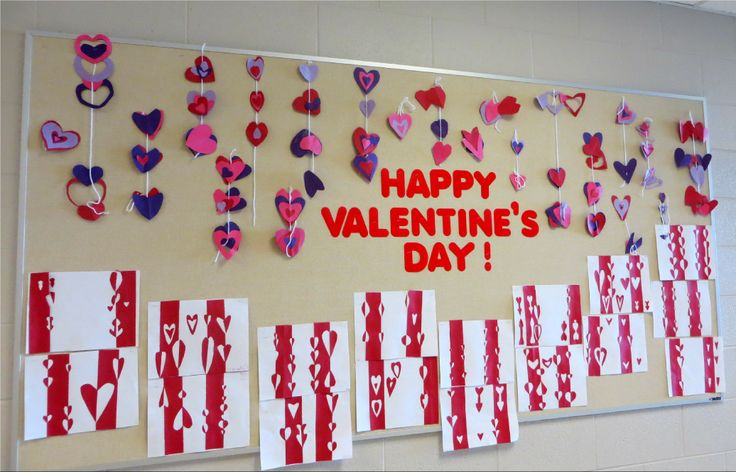 family valentine's day crafts