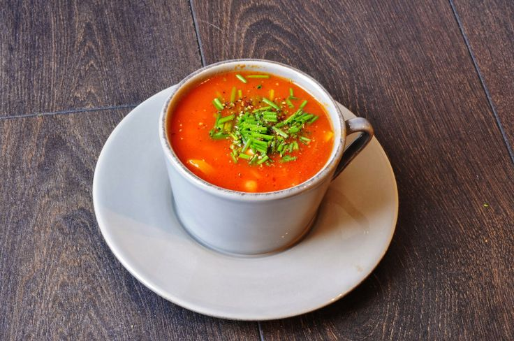 Chickpea Soup. Easy, Gluten-free, and healthy. #vegan #glutenfree # ...