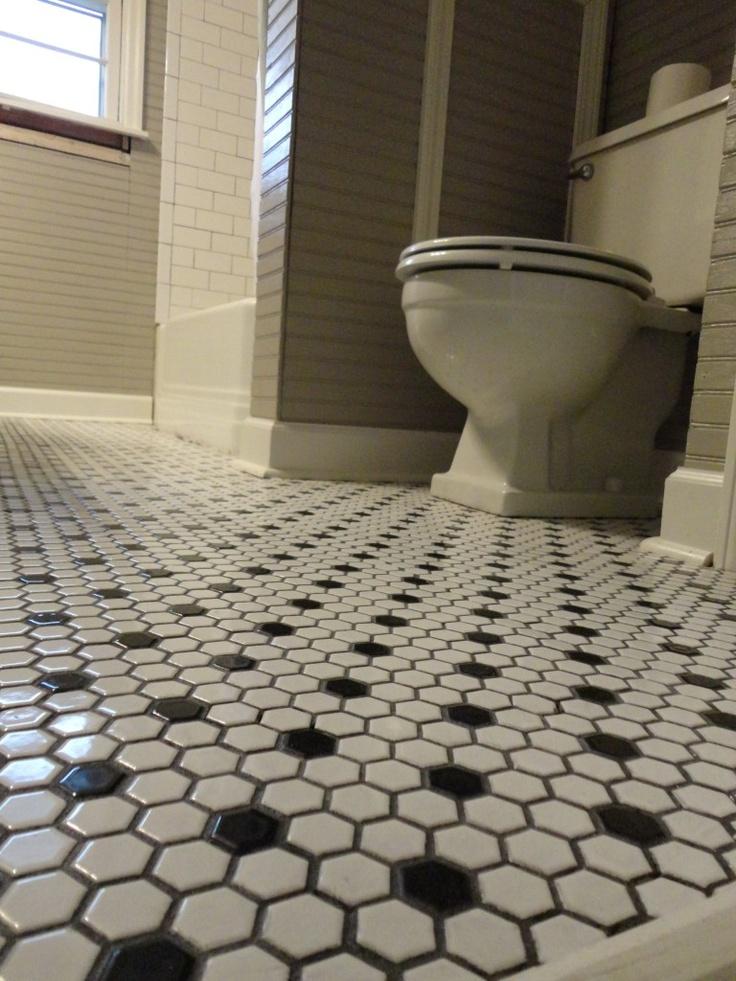 honeycomb bathroom floor tiles with popular inspirational