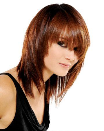 Indian Layer Cut Hairstyle Pictures