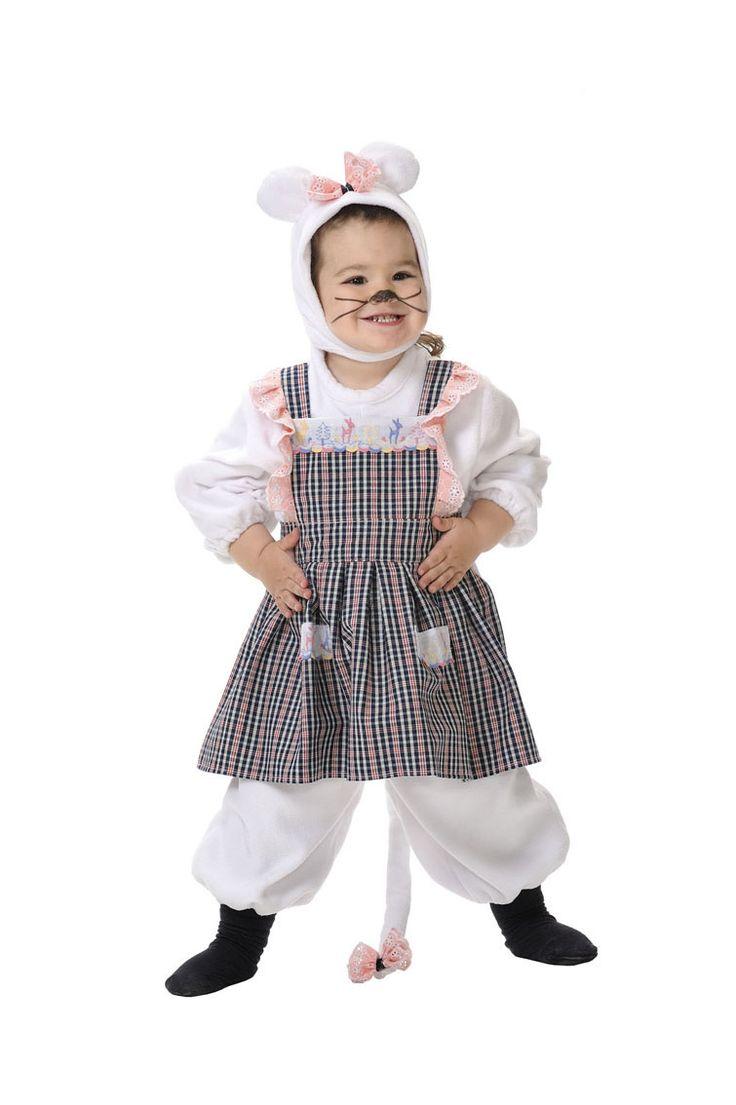 Disfraz ratita presumida para beb disfraces para bebes - Disfraces para bebe nina ...