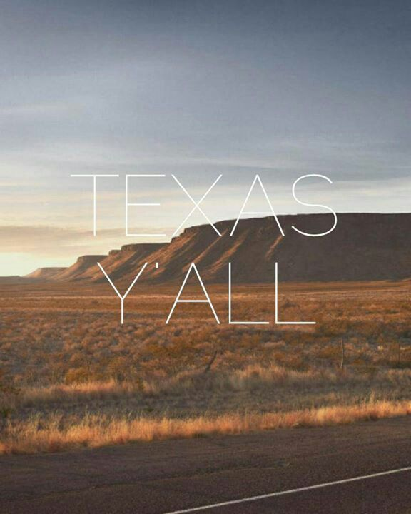 Missing this great state. My summer feels incomplete without a trip to Texas.