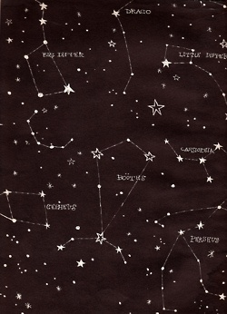 starry starry night blk chalk board paint ...and paint stars in glow in the dark paint