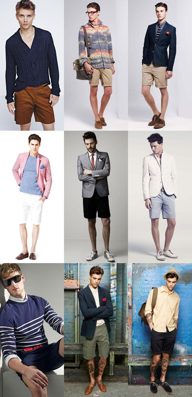 Men's Fashion Basics – Part 70 – Re-introducing Shorts