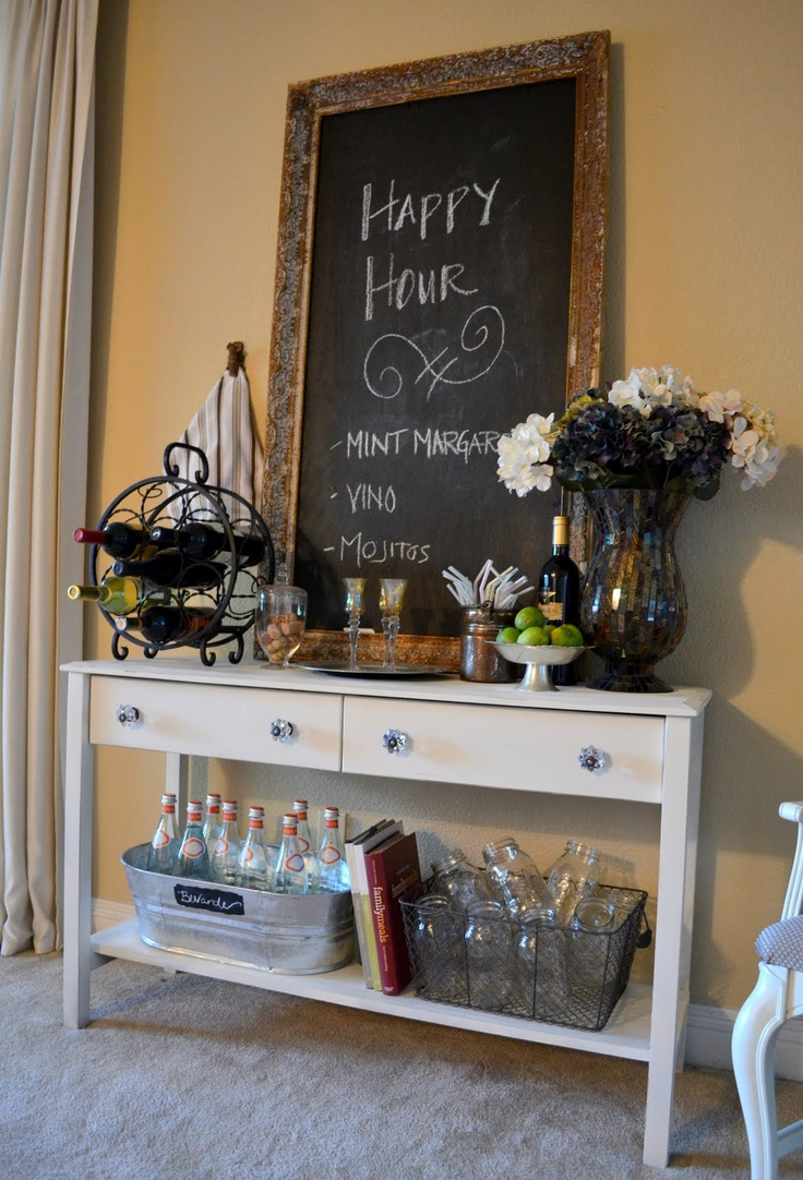 From Blah To A Beautiful Bar Home Ideas Pinterest