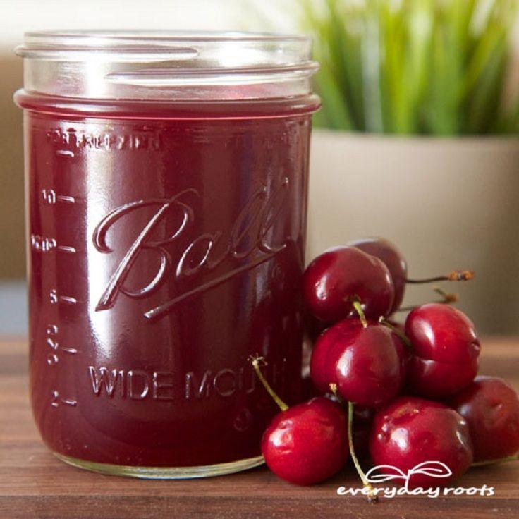 Cherry Juice and Vanilla Drink for Better Sleep, #DIY #Invaluable ...