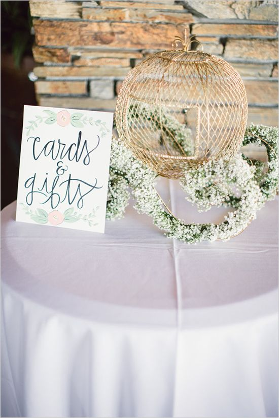 Decoration For Wedding Gift Table : gift and card table idea #weddingdecor #weddingideas #weddingchicks ...