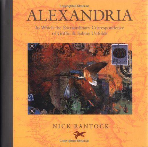    Alexandria - Nick Bantock