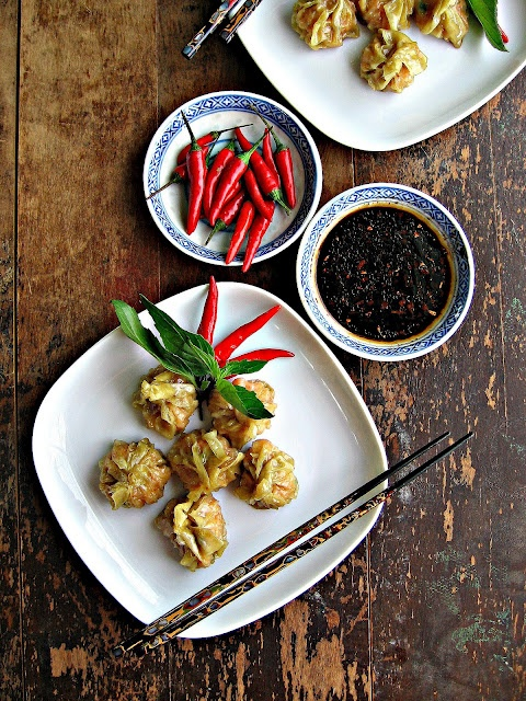 Red Curry Shrimp Dumplings | Recipes to try soon | Pinterest