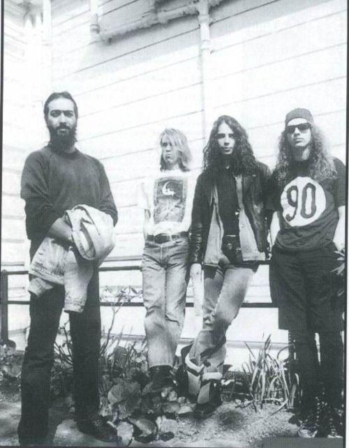 Soundgarden / Jason Everman years | SOUNDGARDEN | Pinterest