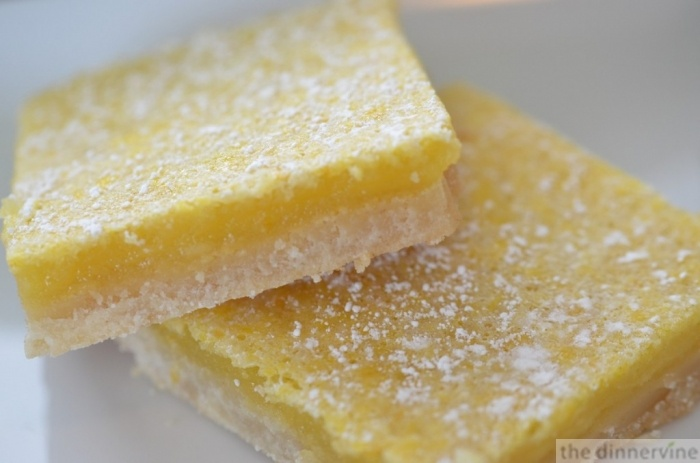 meyer lemon bars | sweet tooth | Pinterest