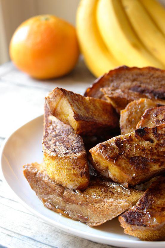 Buttermilk French Toast Sticks