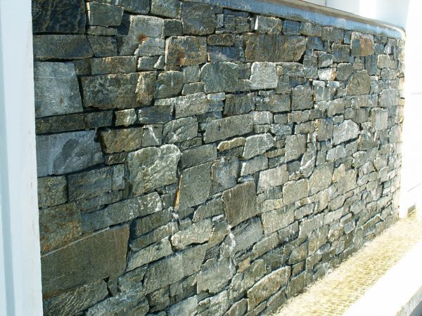 Fake Stone Siding Wall Design Hammer Saw And LIPSTICK Pinterest
