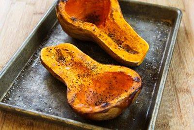 Spicy Vegetarian Butternut Squash Soup Recipe with Black Beans, Red B ...