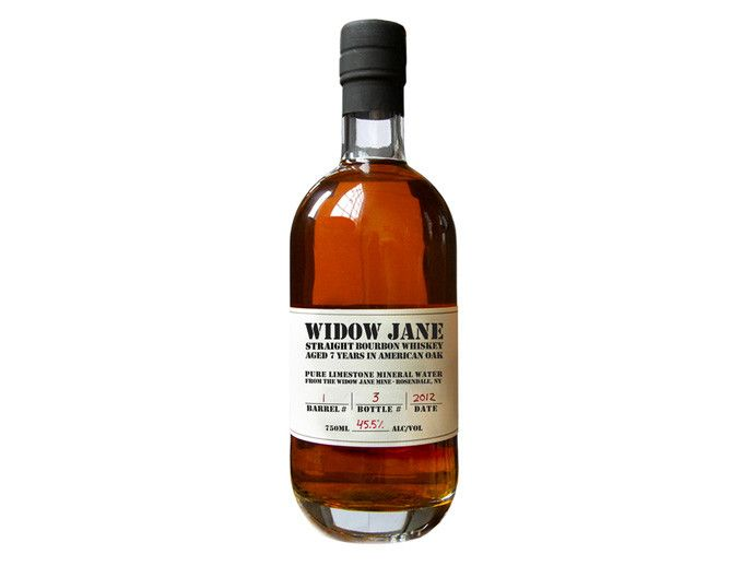 Widow Jane bourbon whiskey. Seriously the best stuff ever. Handcrafted in Red Hook, Brooklyn. Bring to a dinner instead of wine.
