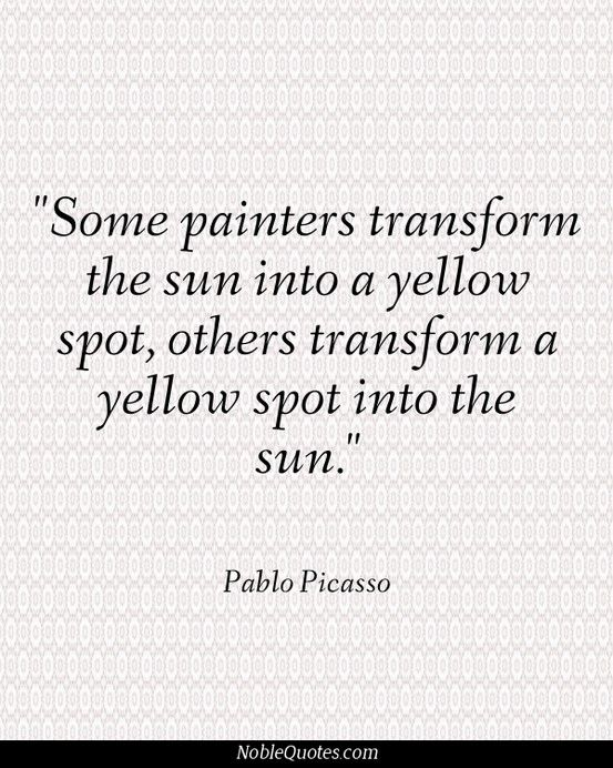 arts quotes | http://noblequotes.com/