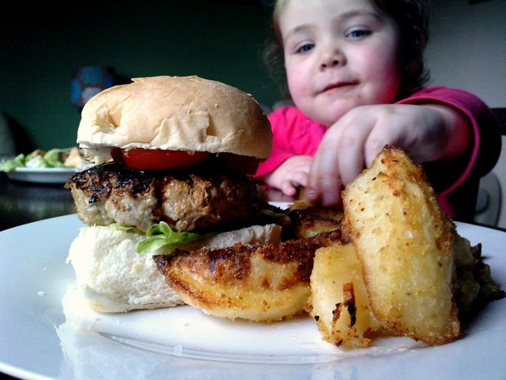 Pork and Apple Burgers | Weight Togo! | Pinterest