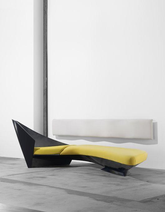 SHOE Sofa Zaha Hadid Lounge Chairs Pinterest