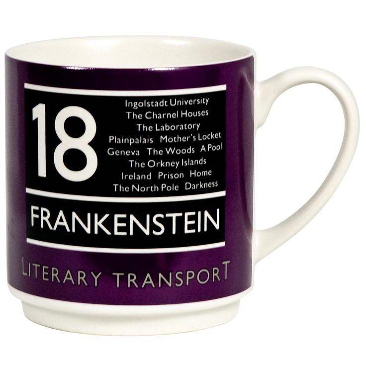 Wild & Wolf Frankenstein Mug