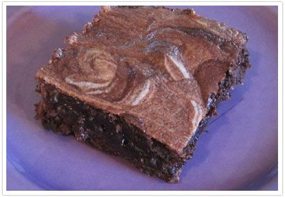 Simple Therapy: White Russian Brownies - Truffle Fudge Brownies ...