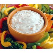 Spicy Cheese Dip | Recipe