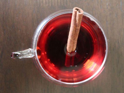 Zero Proof: Mulled Pomegranate 'Wine' | Recipe
