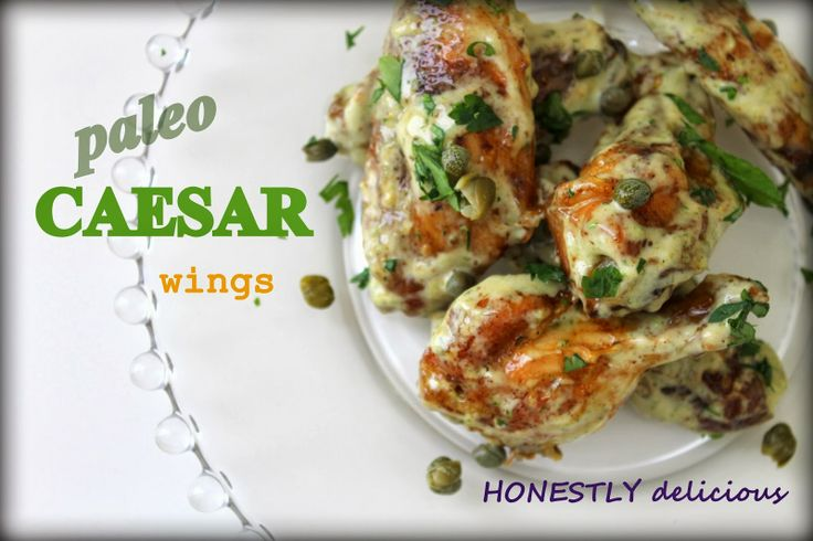 honestly delicious: 12 Paleo Wing Recipes for Super Bowl Sunday
