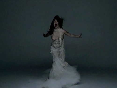 Dress in the pagan poetry video will always be my dream dress