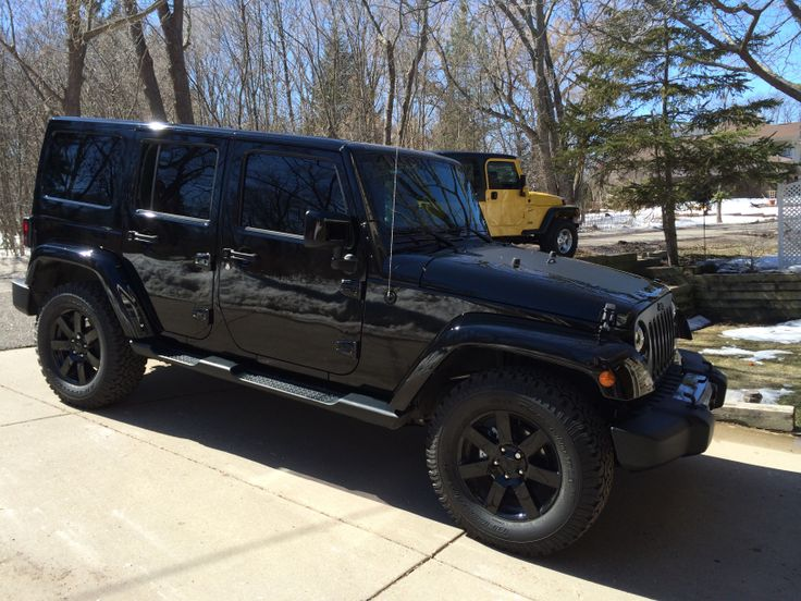 2014 jeep wrangler unlimited altitude my style pinterest. Cars Review. Best American Auto & Cars Review