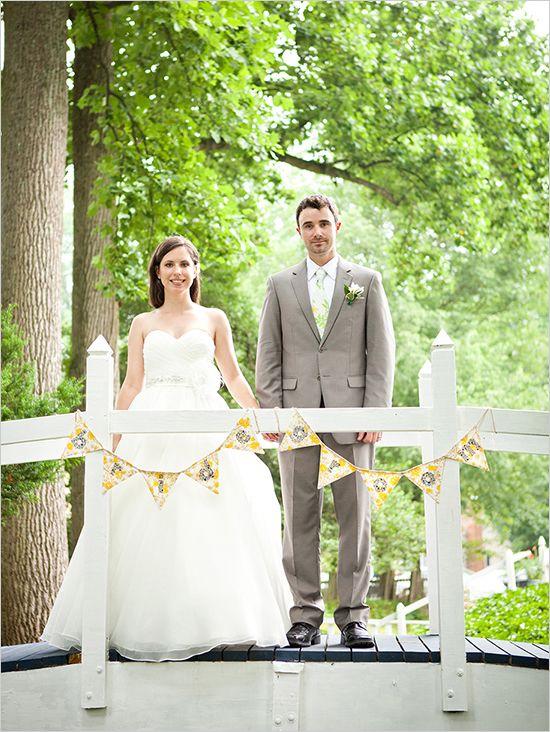 DIY Back Yard Wedding Decoration Ideas